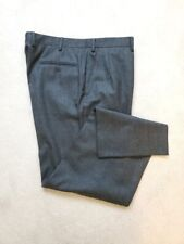 Brioni 'CANNES' 120's Wool Pants - Size 38 US/52 EU
