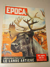 EPOCA=1956/298=FRANCO PERCOCO MOSTRO BARI=AUDREY HEPBURN=CHARLY GAUL=SIMMONS R.