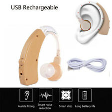 Digital Rechargeable Hearing Aid BTE Aparelho Auditivo Ear Tone Amplifier Cofoe