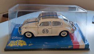 1:18 Herbie The Love Bug Johnny Lightning Disney 1963 Volkswagen Beetle VW
