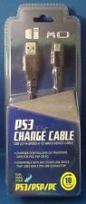 PS3/PSP/PC Charge Cable Free Shipping!