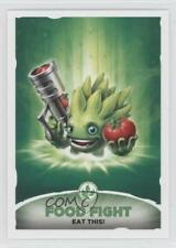 2014 Topps Skylanders Giants #6 Food Fight Non-Sports Card 0t5