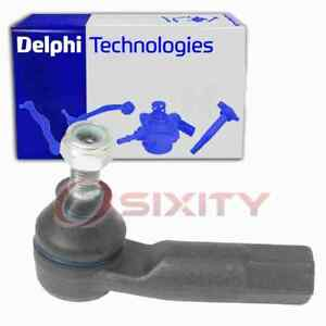 Delphi Front Left Outer Steering Tie Rod End for 2012-2018 Volkswagen Golf R bo