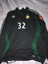 Adidas VTG LA Galaxy 2006 Team Issued Training Pullover W/Sponsors L