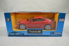 1:43 Scale Toyota 86 in Red - Top Mark Diecast Model (Age 3+)