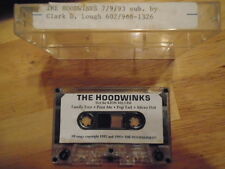 VERY RARE The Hoodwinks DEMO CASSETTE TAPE rock UNRELEASED Live for KZON Phoenix