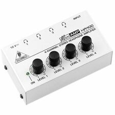 Behringer Pro Audio Preamps