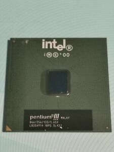 SL43J - Intel Pentium III 866 MHz
