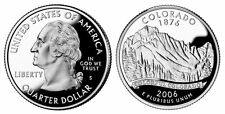 2006 S GEM BU PROOF COLORADO STATE QUARTER BRILLIANT UNCIRCULATED COIN PF