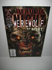 Dead By Night Werewolf By Night 1 Rare Moon Knight Disney+ Marvel