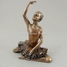 Young Girl Ballerina Ballet Dancer Sculpture Figurine