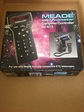 New listing Meade Etx Autostar Controller