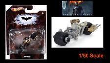 Hot Wheels  Batman Bat Pod 1/50 Scale from The Dark Knight Movie Mint in Package