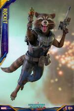 Guardians of the Galaxy Vol. 2 Rocket 1/6 Scale Hot Toys Figure*