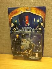 Lost In Space: Proteus Armor Prof. John Robinson Power-Chomp Spider figure New!