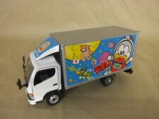 Umaibo Truck/1:43/Diapet/Agatsuma/Cylindrical Corn Snack from Japan/Collection
