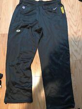 Nike NFL Green Bay Packers Therma Pants Football Training BNwT 906725-060 Sz M
