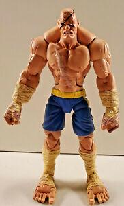 SOTA Street Fighter Sagat, Authentic!!