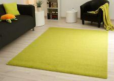 Kurzflor Teppich Cambridge Young Velours Läufer groß und klein Wohnzimmer