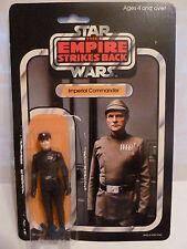 Star Wars Vintage ESB Palitoy 45B Imperial Commander C9.5 MOC Carded