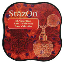 Tsukineko StazOn Midi Solvent Ink Pad! ~St. Valentine~