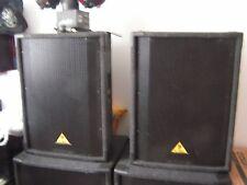 behringer eurolive b1520 dj speakers