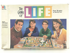 The Game of Life Board Game 1991 Milton Bradley
