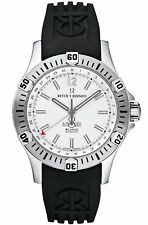 Revue Thommen Pioneer XL Airspeed Automatic White Dial Men's Watch 16070.2832