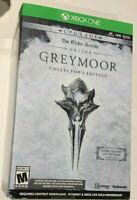 The Elder Scrolls Online: Greymoor Physical Collector's Edition Upgrade Xbox One