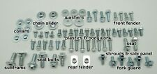 KXF FULL PLASTICS & BODY BOLT KIT 87pc SPECBOLT KX250F KX450F KAWASAKI  KX450X