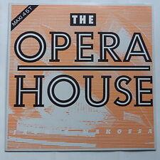 "MAXI 12"" JACK E MAKOSSA The opera house 101546"