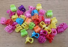 40 Hair claw clamp/ grip hair clips Bulk mix lot . Great for party bag fillers