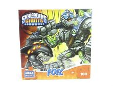 Skylanders Giants Mega Puzzles Foil Jigsaw Puzzle (100 Pieces) 5+ BNIB.