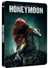 HONEYMOON  LTD STEELBOOK    BLU RAY   BLUE-RAY HORROR