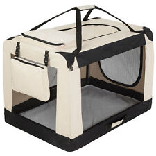 Niche Cage Sac Box Panier de Transport pour Chien mobile pliable Taille XXXL
