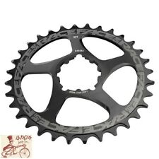 Raceface Cinch 3-Bolt 28T 9-12 Speed Black Direct Mount Bicycle Chainring