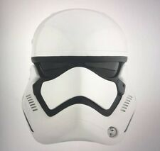 Star Wars The Force Awakens First Order Stormtrooper Premier Helmet New in Hand