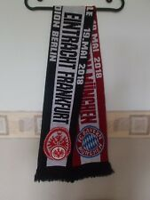 Eintracht Frankfurt - Bayern München DFB Pokal Finale 2018 Schal Berlin Fußball