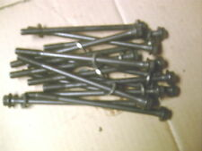 1986 Suzuki GV 1400 GD Cavelcade engine cylinder head bolts set washers