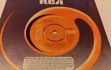 "dd Baccara Parlez-Vous Francais? 7"" vinyl single record UK PB5588 RCA 1978"