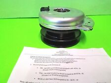 John Deere Electric Clutch AM121972 WARNER: 5217-36 15198 1 inch shaft