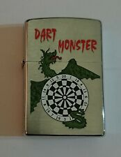Rare Dart Monster ZIPPO Lighter, circa 2001