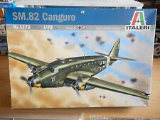 Modelkit Italeri SM.82 Canguro on 1:72 in Box