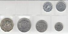 Belize  KMS   lose   -  6 Münzen  bankfrisch