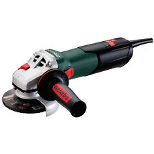 "Metabo 600371420 4-1/2"" Angle Grinder w/ Quick Wheel Change System New"