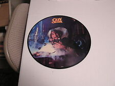 "Ozzy Osbourne   12"" Color Picture Disc-MR. CROWLEY"