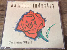 BAMBOO INDUSTRY - Catherine Wheel CD Single / Synth Pop / Camouflage