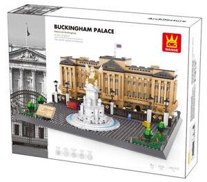 Wange 6224 Architektur Bausatz Buckingham Palace in London (1695 Teile) NEU