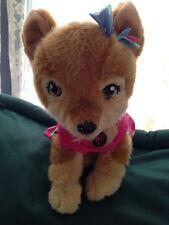 """APPLAUSE Barbie Lacey Chihuahua Dog Mattel 2010 Plush Stuffed Animal Toy 10"""""""