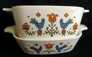 Corning Ware Petite Pan....P-41.....5 Petite dishes ....Corning Ware